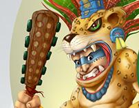 Guerrero Jaguar mascot