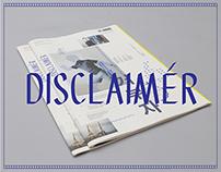 DISCLAIMER Magazine