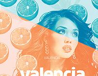 Orange Summer Flyer