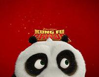 HP // Kungfu Panda School