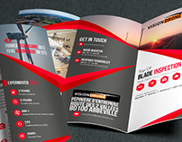 Visiondrone Trifold Brochure