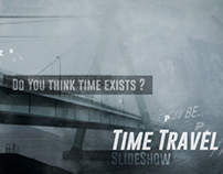 Epic Time Travel Slideshow - ( After Effects Template )