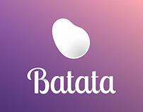 Aplicativo Batata | Interface UI