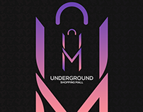Underground Shopping Mall | Concept Logo