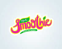 LOGO smoothie fruit