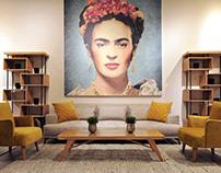 Furniture Exhibition Stand Design - IMM COLOGNE 2018