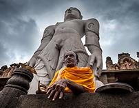 Karnataka - Bylakuppe, Belur and Shravanabelagola