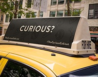 TheCuriousCabi.net branding
