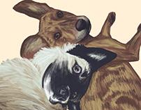 Mowgli & Diego