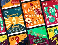 ''BABYLON'' Posters