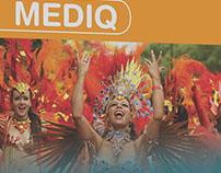 Visser Group - Mediq Aruba Bifolder