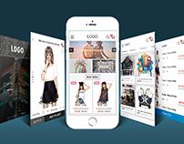 Ecommerce Mobile Application UI/UX Design