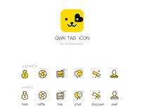 Qingwanke social App icon 3.0v