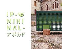 IP - MINIMAL Diseño de Mobiliario