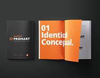 Brand Book Promart Homecenter (Propuesta)