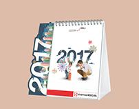 Sinarmas MSIG Life 2017 Calendar