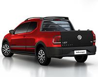 Volkswagen UP! Robust Pick up