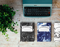 Mini Composition Notebooks