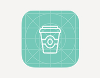 Coffee To Go App Concept