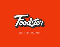 Foodster Branding