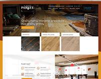 AlberoParket.lt l Web Dizainas