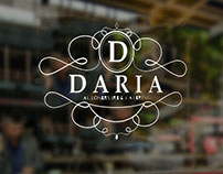 Branding Project for Restaurant Daria
