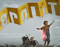 """Póster oficial del cortometraje """"Perolita"""" (2006)."""