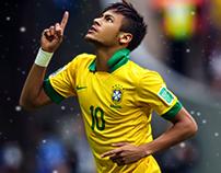 Neymar Edit & Retouch