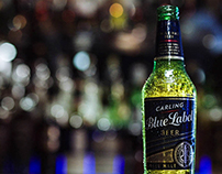 Carling Blue Label | Social Media Launch