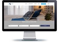 Web para Apartamentos Turísticos en Sevilla