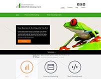 Charlottesville SEO Web Development - Custom Design