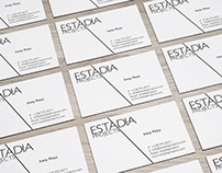 Estadia - logo design