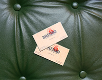 Dyletanci / Fine dining restaurant branding
