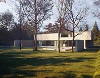 Horizontally vertical (DM Residence)