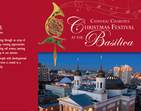 Christmas Festival Invitation