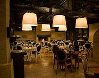Teattroria - Restaurante
