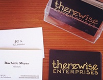 Therewise Enterprises: Branding, Publishing, Design