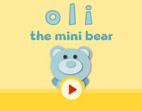 Oli the Mini Bear
