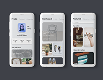 Second-hand Commerce App