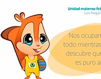 Naser - Unidad materno, fetal Clínica Los Nogales
