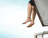 Rooftop summer