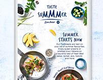 Ocean Basket | Taste Su'mmm'er | Launch
