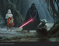 ILM STAR WARS CHALLENGE The Moment no.2