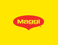 Maggi Social Media Illustrations