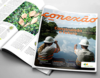 Redesign Revista Conexão Elektro