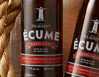 ECUME CIDER PACKAGING