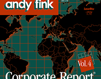 Corporate Report by Andy Fink