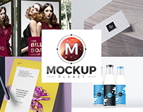 10 Free PSD Mockups 2018 By Mockup Planet V3