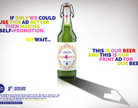 Ale 4 Sale Advetising Agency's Beer Brand Identity