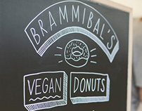 Brammibal's Vegan Donuts